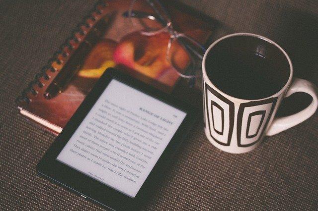 Lettore digitale di libri